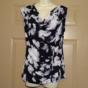 MICHAEL KORS SLOUCH NECKLINE TOP-SIZE SMALL